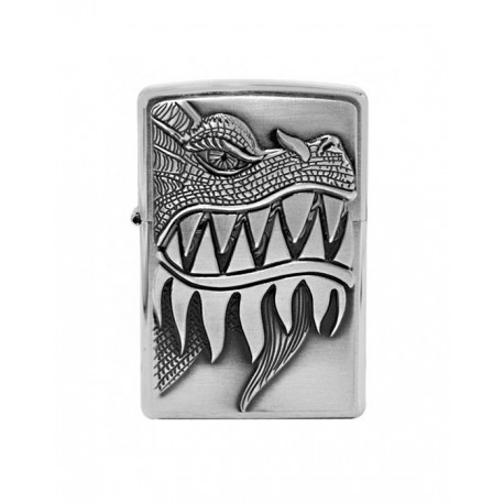 فندک زیپو اصل Zippo Lighter 28969 FireBreathing Dragon