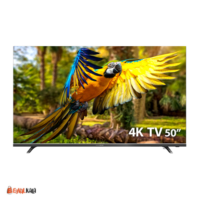 تصویر تلویزیون 50 اینچ LED Ultra HD-4K دوو مدل DLE-50K4300U Daewoo DLE-50K4300U UHD-4K LED TV