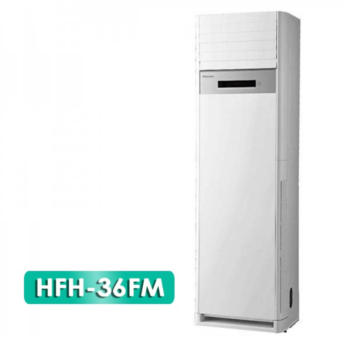 تصویر کولر گازی ایستاده  هایسنس Hisense Air Conditioner HFH-36FM