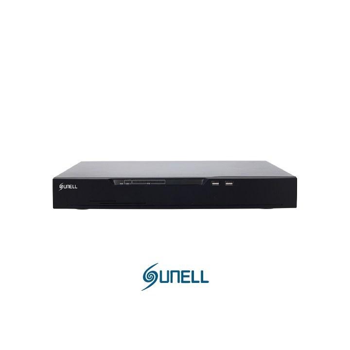 تصویر دستگاه ان وی آر (NVR) سانل مدل SN-NVR2508E2-P8