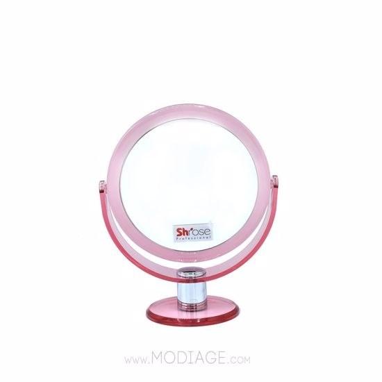 آینه رو میزی قرمز شی رز Sh-Rose | Sh-Rose mirror