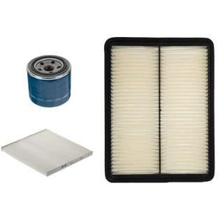 فیلتر هوا خودرو هیوندای جنیون پارتز مدل 281132W100 مناسب برای سانتافه به همراه فیلتر کابین و روغن |