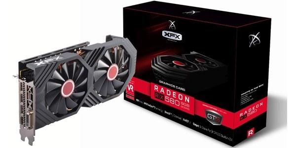 گرافیک XFX RX580  Radeon RX580 OC  Edition 8GB |