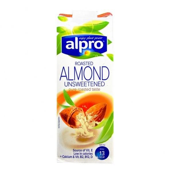 main images شیر بادام بدون شکر آلپرو – alpro