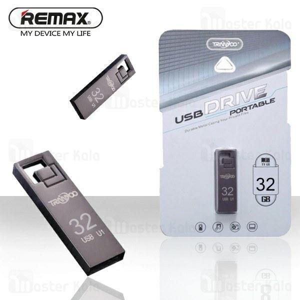 فلش مموری 32 گیگابایت ترانیو Tranyoo U1 32GB USB Flash Memory Metal