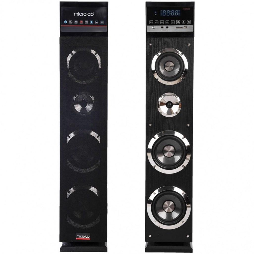تصویر اسپیکر میکرولب M265101 Home Media Player Speaker