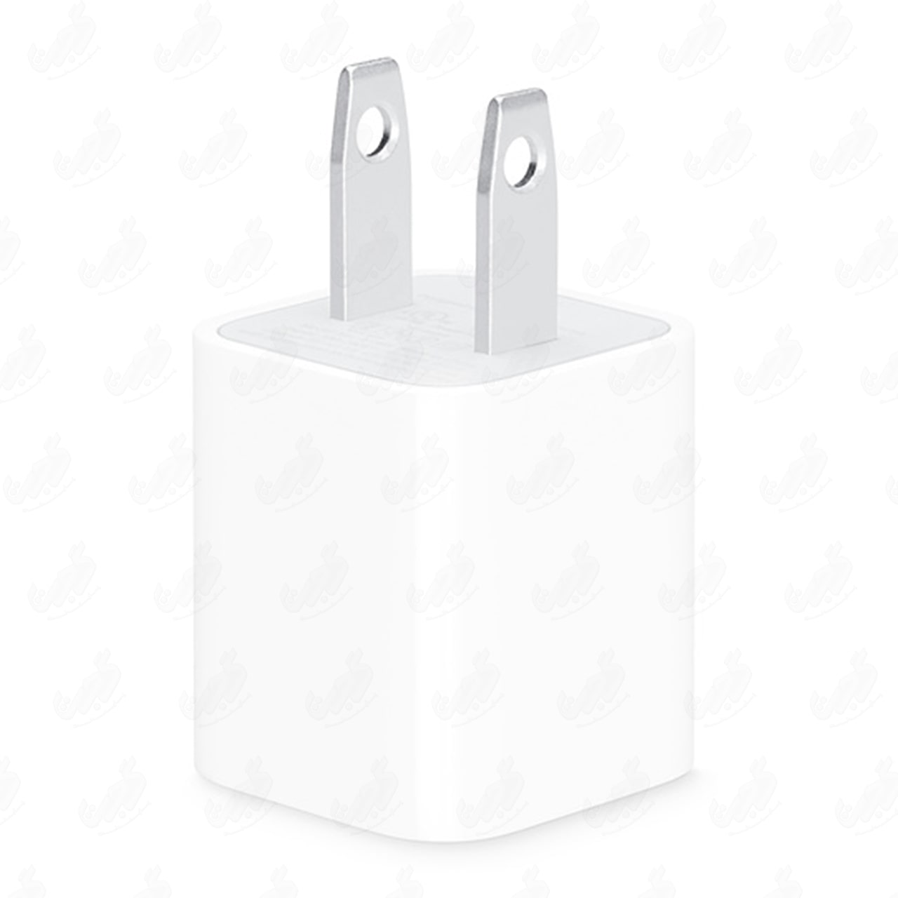 آداپتور شارژر اورجینال اپل برای آیفون و آیپد Apple 5W USB Power Adapter