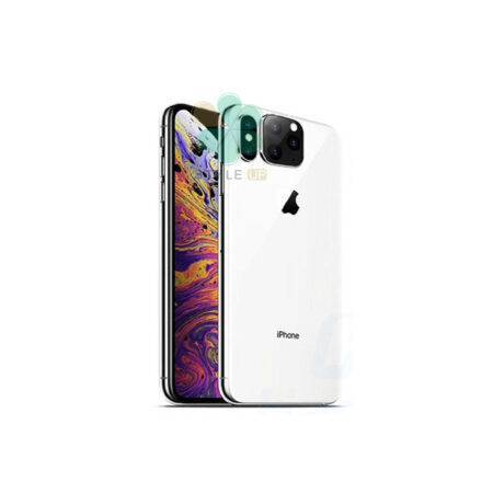 image تبدیل لنز گوشی موبایل اپل iPhone XS Max به Apple 11 Pro Max Camera Lens Change Cover Sticker for Apple iPhone XS Max to iPhone 11 Pro Max