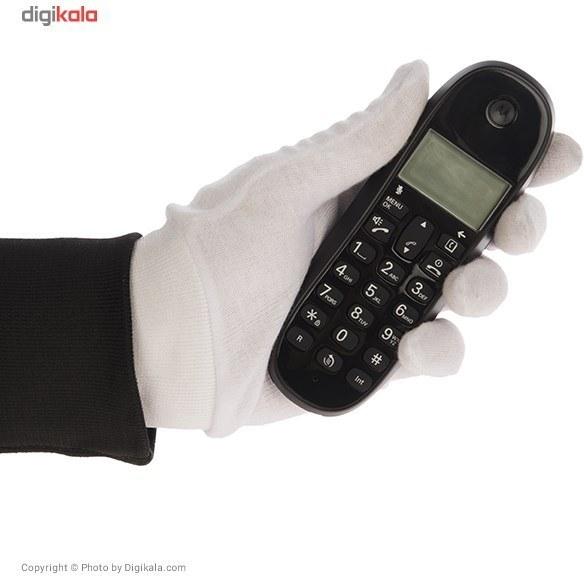 تصویر تلفن بي سيم موتورولا مدل C1213 Motorola C1213 Wireless Phone