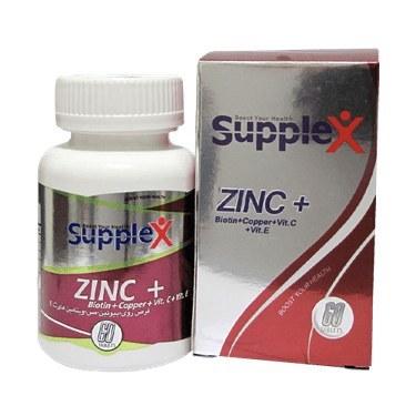 قرص زینک  (ZINC +) ساپلکس