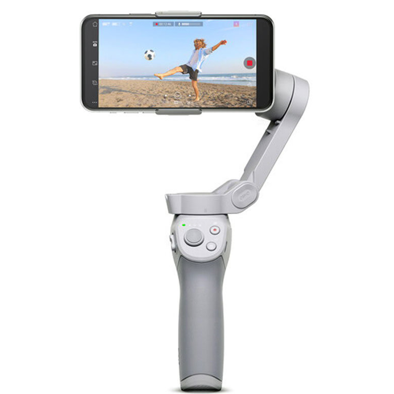 تصویر گیمبال موبایل دی جی آی DJI Osmo Mobile 4 Smartphone Gimbal