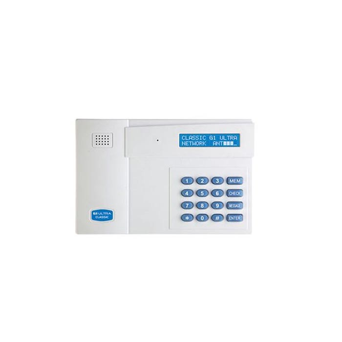 تصویر تلفن کننده سیم کارتی و خط ثابت کلاسیک G1 G1 Burglar Alarm