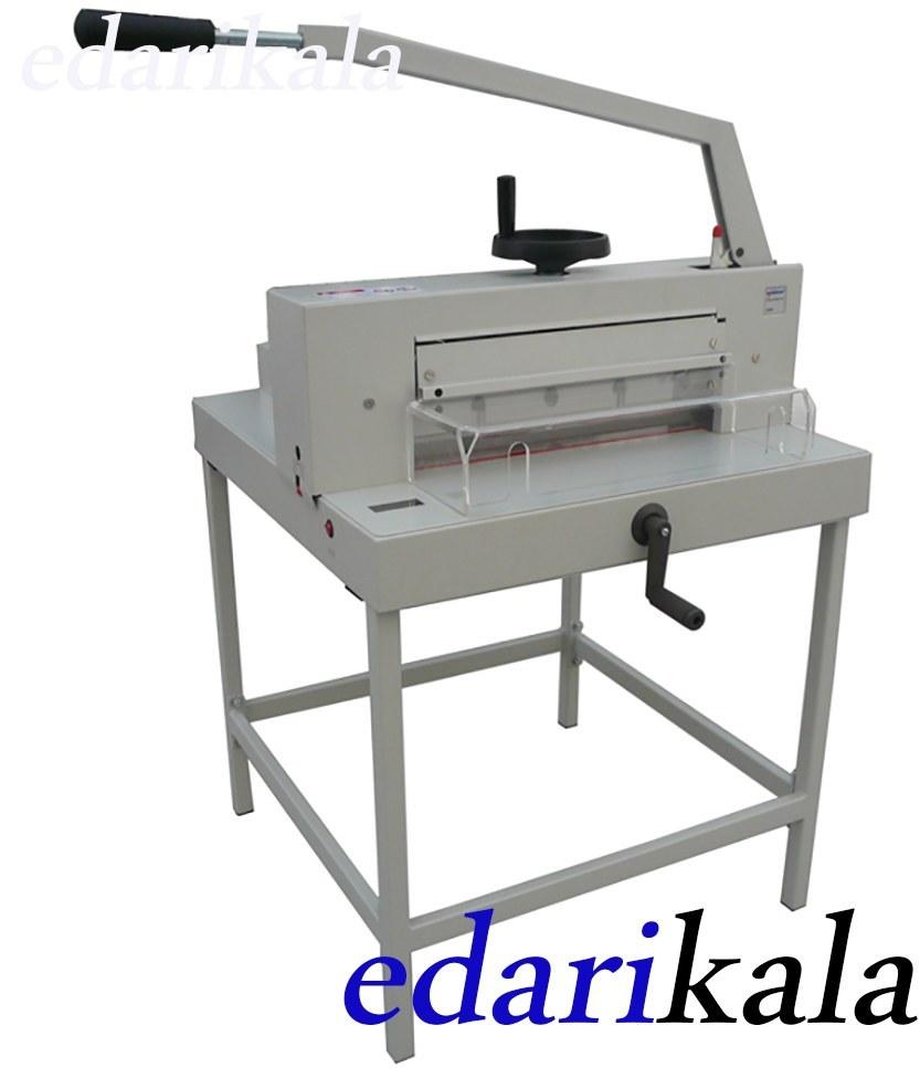 تصویر دستگاه برش کاغذ دستی SYSFORM 480M ا SYSFORM 480M Cutting Paper Machine SYSFORM 480M Cutting Paper Machine