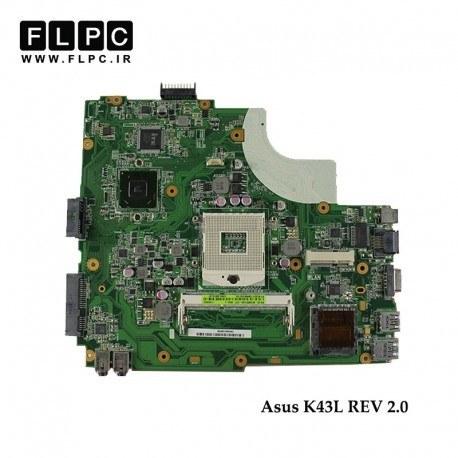 مادربرد لپ تاپ ایسوس Asus Laptop Motherboard K43L Rev2.0