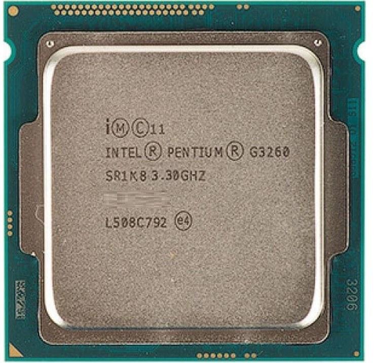 پردازنده تری اینتل مدل پنتیوم جی ۳۲۶۰ با فرکانس ۳.۳ گیگاهرتز