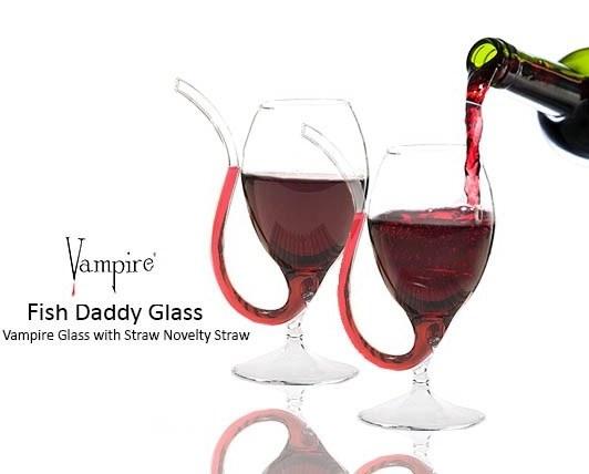 سری جدید لیوان های فانتزی نی دار Vampire