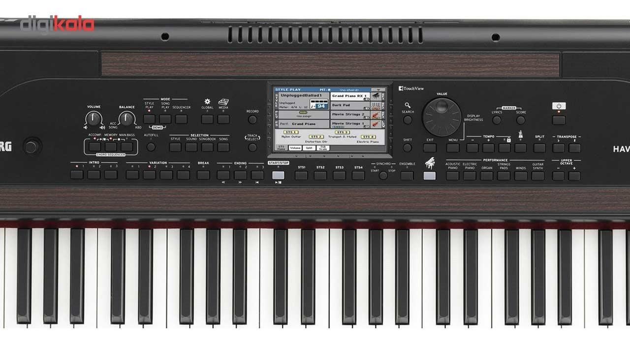 img پیانوی آنسامبل دیجیتال کرگ مدل Havian 30 Korg Havian 30 Digital Ensemble Piano