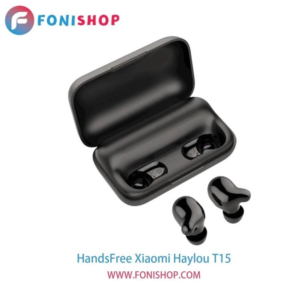 تصویر هدفون بی سیم هایلو مدل T15 HAYLOU T15 wireless headphones