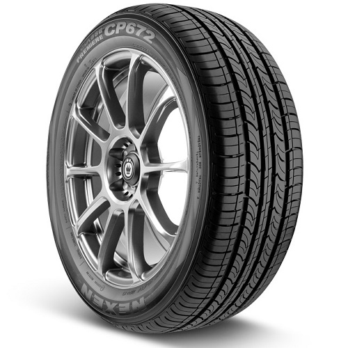 تصویر لاستیک نکسن 205/60R 15 گل CP672 ا Nexen Tire 205/60R 15 CP672 Nexen Tire 205/60R 15 CP672