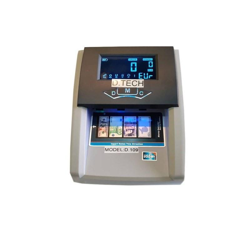 تصویر دستگاه تشخیص اصالت اسکناس مدل 109 دیتک Banknote authentication device model 109 Ditek