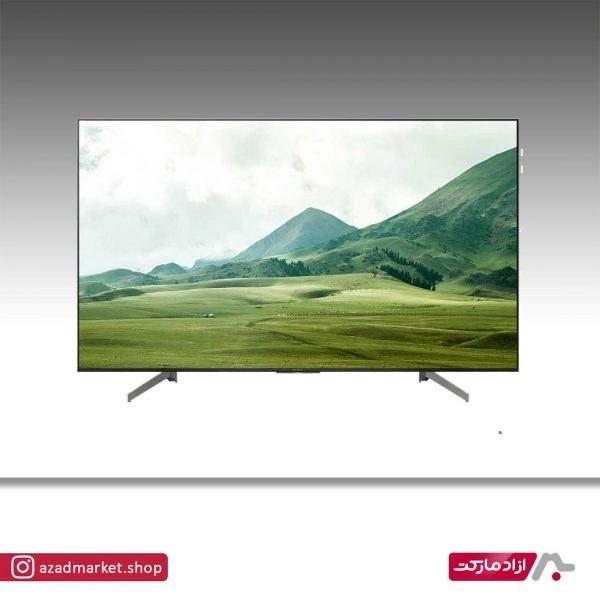 تلویزیون 65 اینچ سونی مدل X8500G