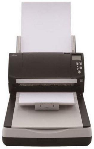 تصویر اسکنر حرفه ای ۷۲۶۰ فوجیتسو Fujitsu Document-Scanner-FI-7260