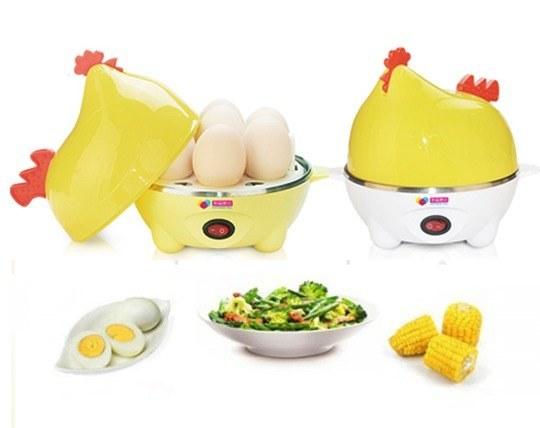 تخم مرغ پز برقی چند کاره