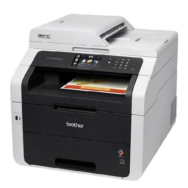 تصویر پرینتر چند کاره لیزری رنگی برادر MFC-9330CDW BrotherMFC-9330CDW All-in-One Wireless Laser Color Printer