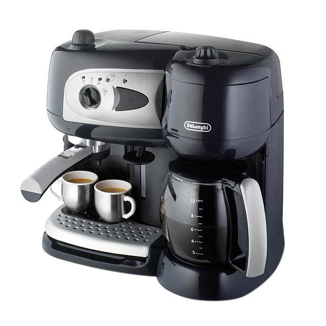 قهوه ساز و اسپرسو ساز  دلونگی