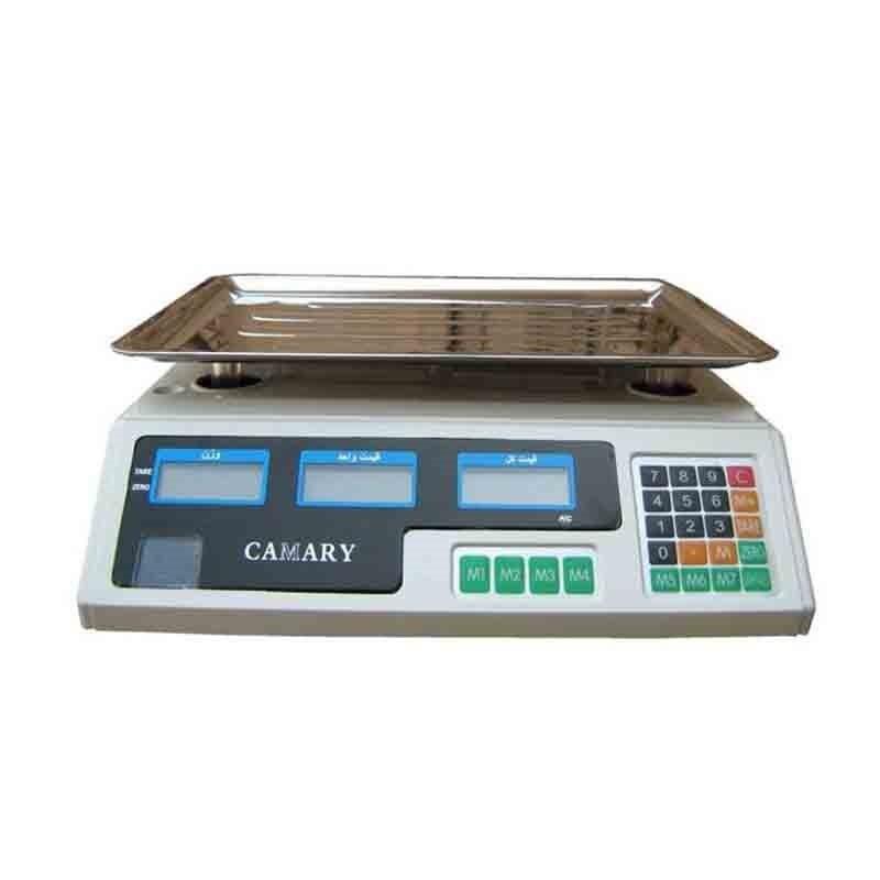 تصویر ترازو فروشگاهی کمری مدل 40kg Camry Scale