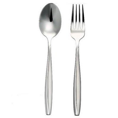 تصویر قاشق و چنگال غذاخوری یونیک مدل ماینس(نگیر)