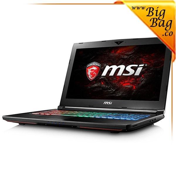 MSI GT62VR | 15 inch | Core i7 | 16GB | 1TB | 8GB | لپ تاپ ۱۵ اینچ ام اس آی GT62VR