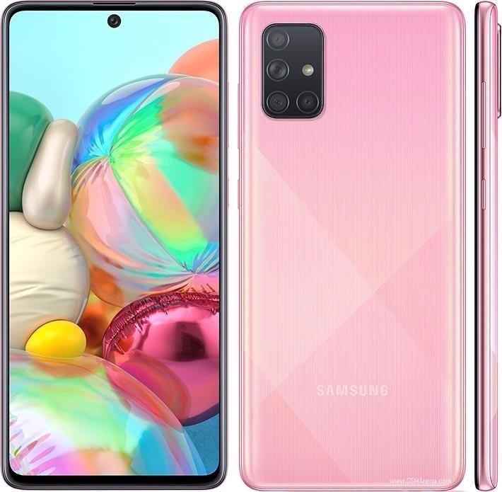 تصویر Samsung Galaxy A71 SM-A715F گوشی گلکسی A71 دوسیم کارت ظرفیت 128 گیگابایت بر اساس رم تفکیک شده