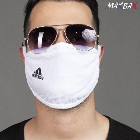 عکس اسکارف سفید ADIDAS  اسکارف-سفید-adidas