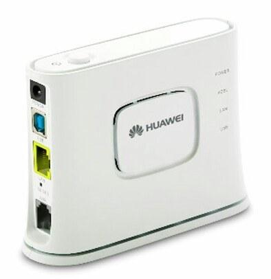 تصویر مودم روتر باسیم هوآوی مدل ام تی ۸۸۲ ای Huawei MT882A ADSL2+ Wired Modem Router