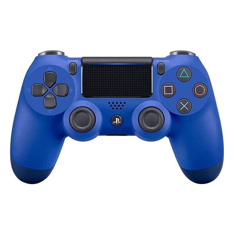 تصویر دسته سری جدید DualShock 4 برای PS4 رنگ ابی