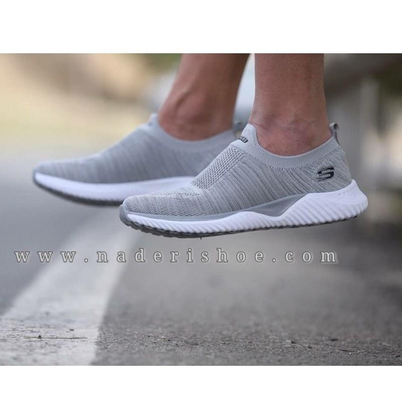 عکس کفش اسپرت بی بند اسکیچرز مردانه کد 5305  کفش-اسپرت-بی-بند-اسکیچرز-مردانه-کد-5305