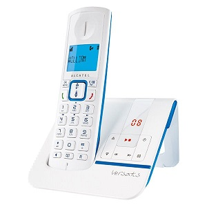 تلفن بي سيم آلکاتل ورساتيس F200 | Alcatel Versatis F200 Wireless Phone