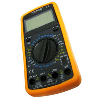 تصویر مولتی متر دیجیتال مدل 9205A