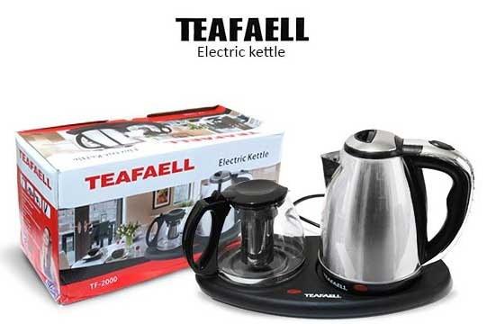 تصویر چای ساز برقی TEAFAELL
