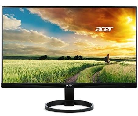Acer R240HY BIDX 23.8 اینچ IPS HDMI DVI VGA (1920 x 1080) صفحه نمایش بزرگنمایی