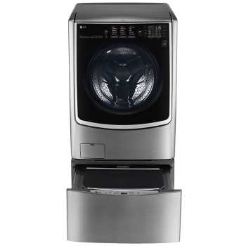 ماشین لباسشویی ال جی مدل WM-TW170 WM-T35MINI ظرفیت 17 کیلوگرم   LG WM-TW170 WM-T35MINI Washing Machine 17Kg