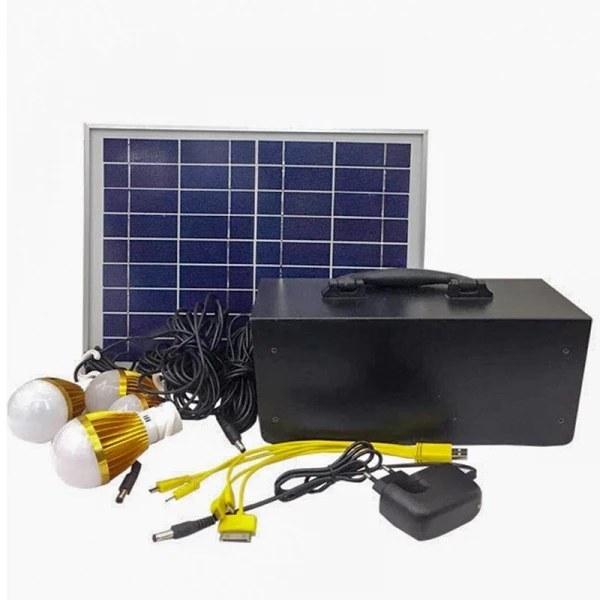 تصویر سیستم روشنایی خورشیدی دات AT-1212C