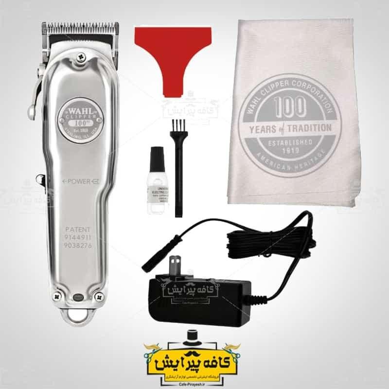 تصویر ماشین اصلاح سر و صورت WAHL1919 Head and face shaving machine WAHL1919