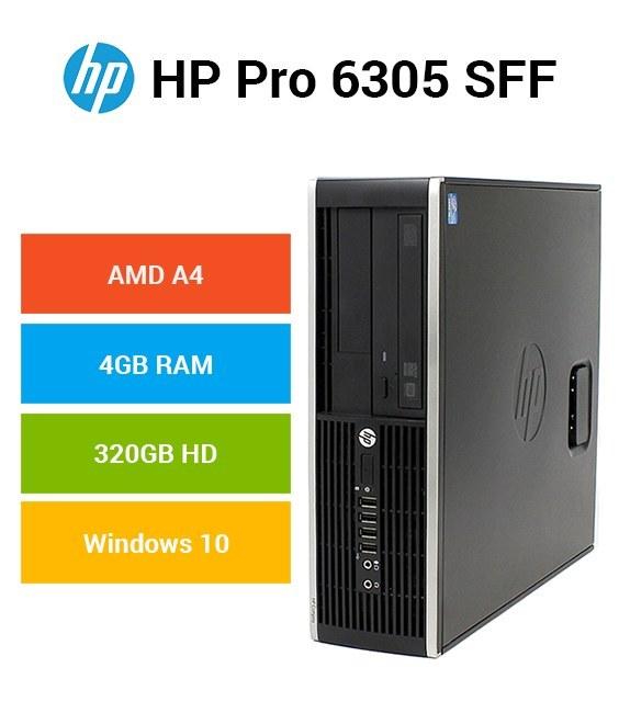 مینی کیس اچ پی Mini Case HP Compaq 6305 Pro A4 SFF |