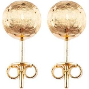 گوشواره طلا 18 عیار مدل EM105 |
