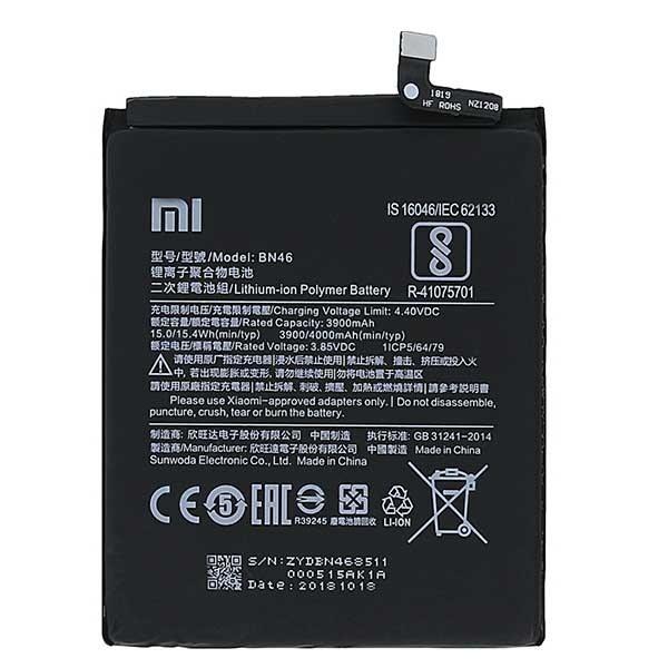 تصویر باتری اصلی شیائومی Xiaomi Redmi 7 Battery Xiaomi Redmi 7 - BN46