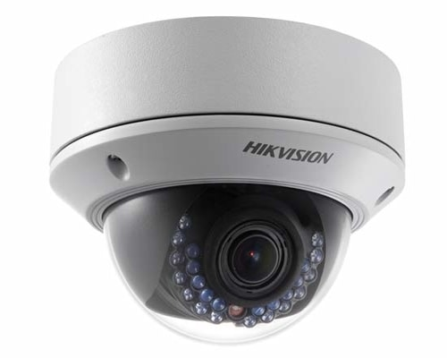 تصویر دوربین تحت شبکه هایک ویژن IP DS-2CD2720F-IZ DS-2CD2720F-IZ