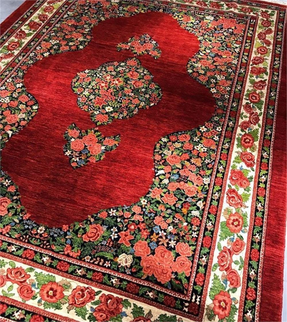 تصویر فرش دستبافت قشقایی Carpet handmade projects Qashqai