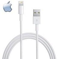 کابل شارژ  Apple Apple Lightning Cable کابل شارژ 1 متری اورجینال آیفون 7 و 7 پلاس |